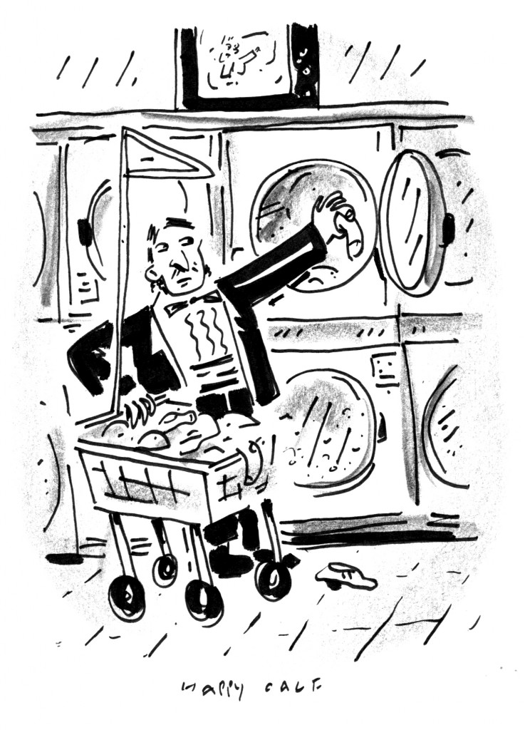 happycalf, wash day attire