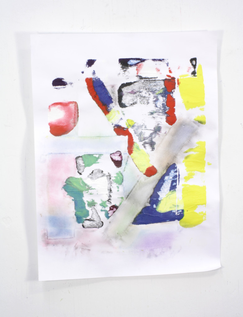 print, Supermarket Sweep