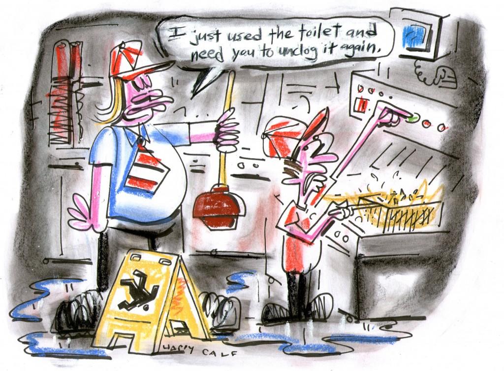 happycalf, keithallyn, whataburger, cartoon